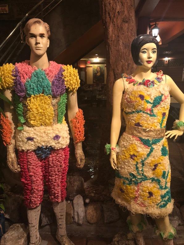 Condom couture