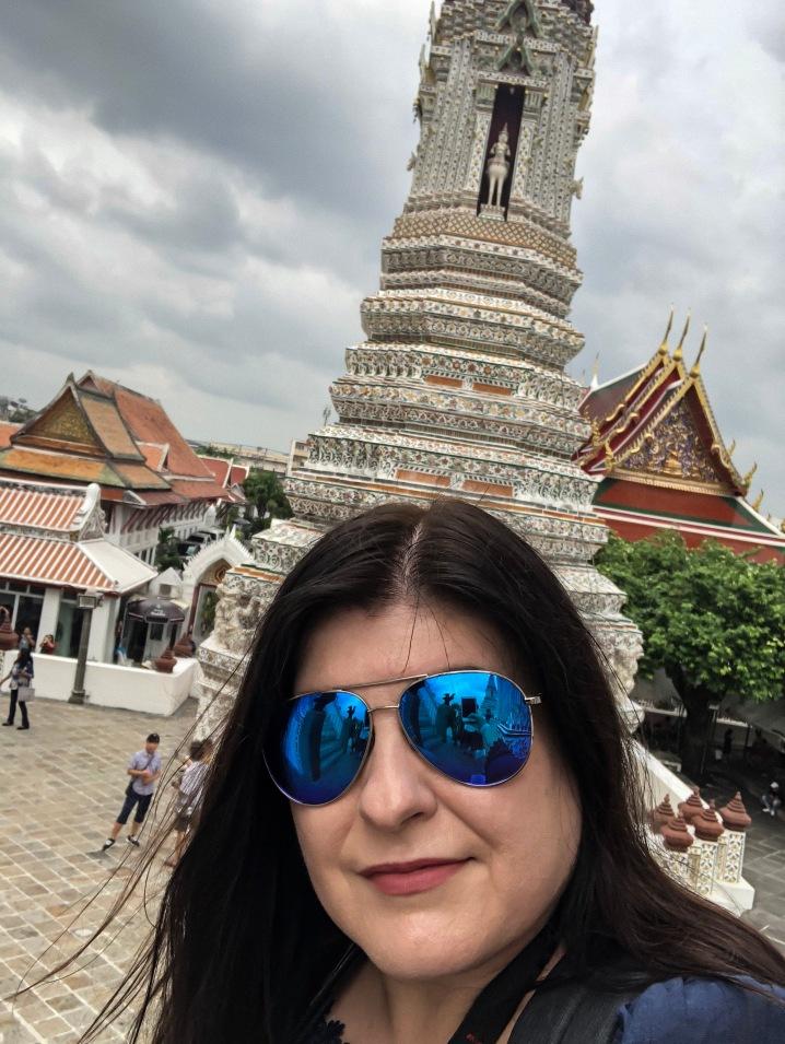 Obligatory temple selfie