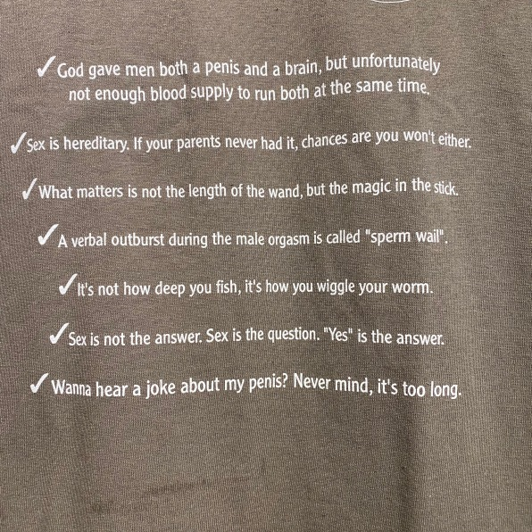 Seems like most men may agree with these!